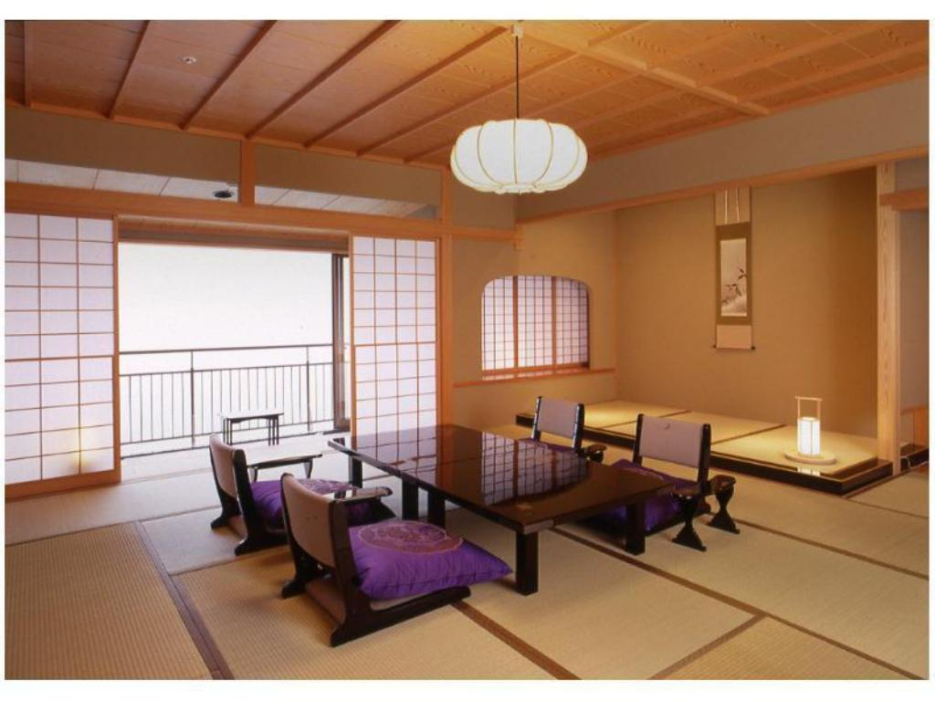 Classic Japanese-style Room (High Grade Type) - Guestroom