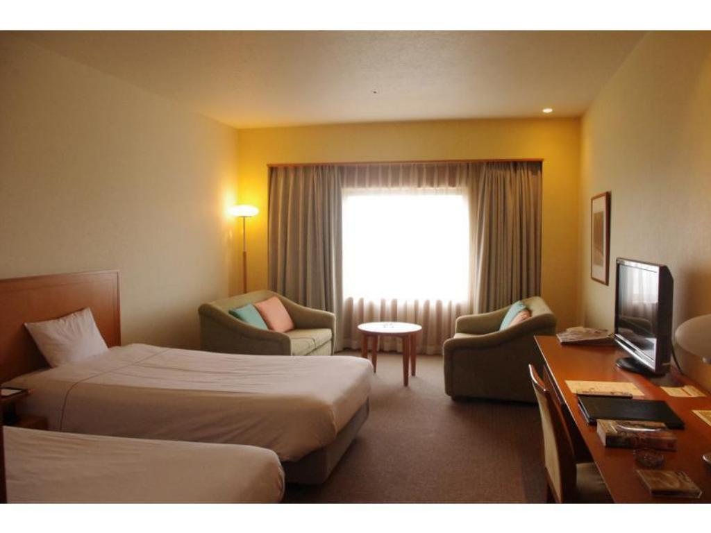 Room - Guestroom Hotel Twin Ring