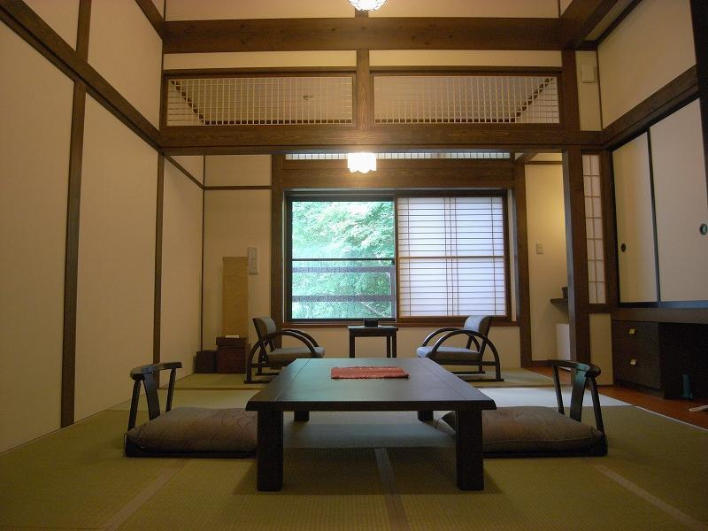 Japanese-style Room (Annex) *Has toilet