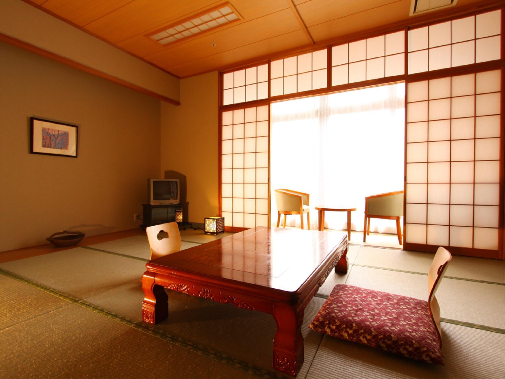 本馆 和式房※宠物不可同行 (Japanese-style Room (Main Building) *No pets)