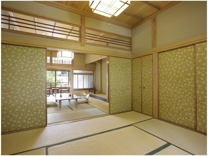 Deluxe Japanese-style Room (Main Building)