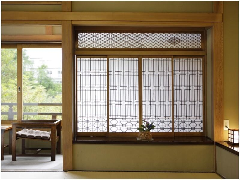 Deluxe Japanese-style Corner Room (Main Building)