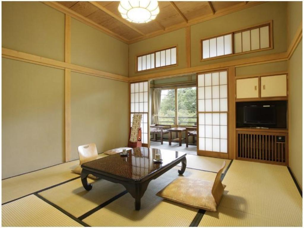 Economy Japanese-style Room (Main Building) - ห้องพัก
