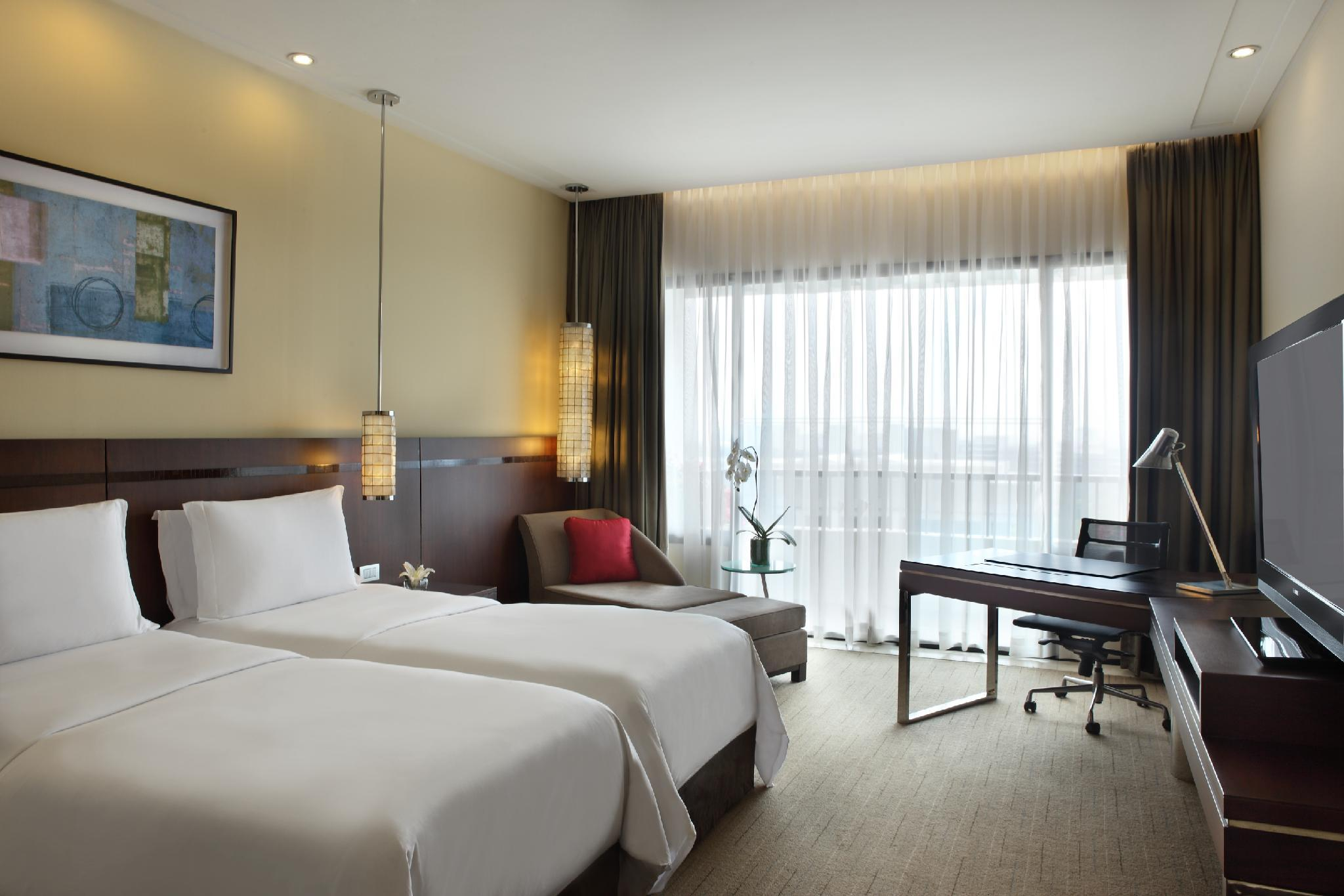 Luxus Club mit 2 Betten (Luxury Club with Twin Beds)
