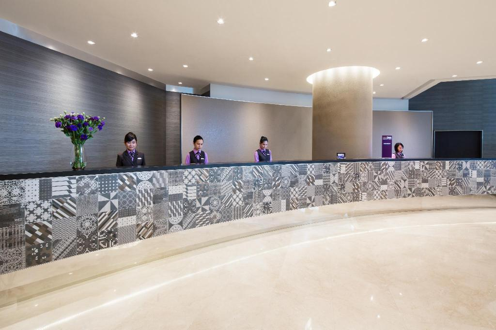 大厅 新加坡罗克西雅高美爵酒店 (Grand Mercure Singapore Roxy)