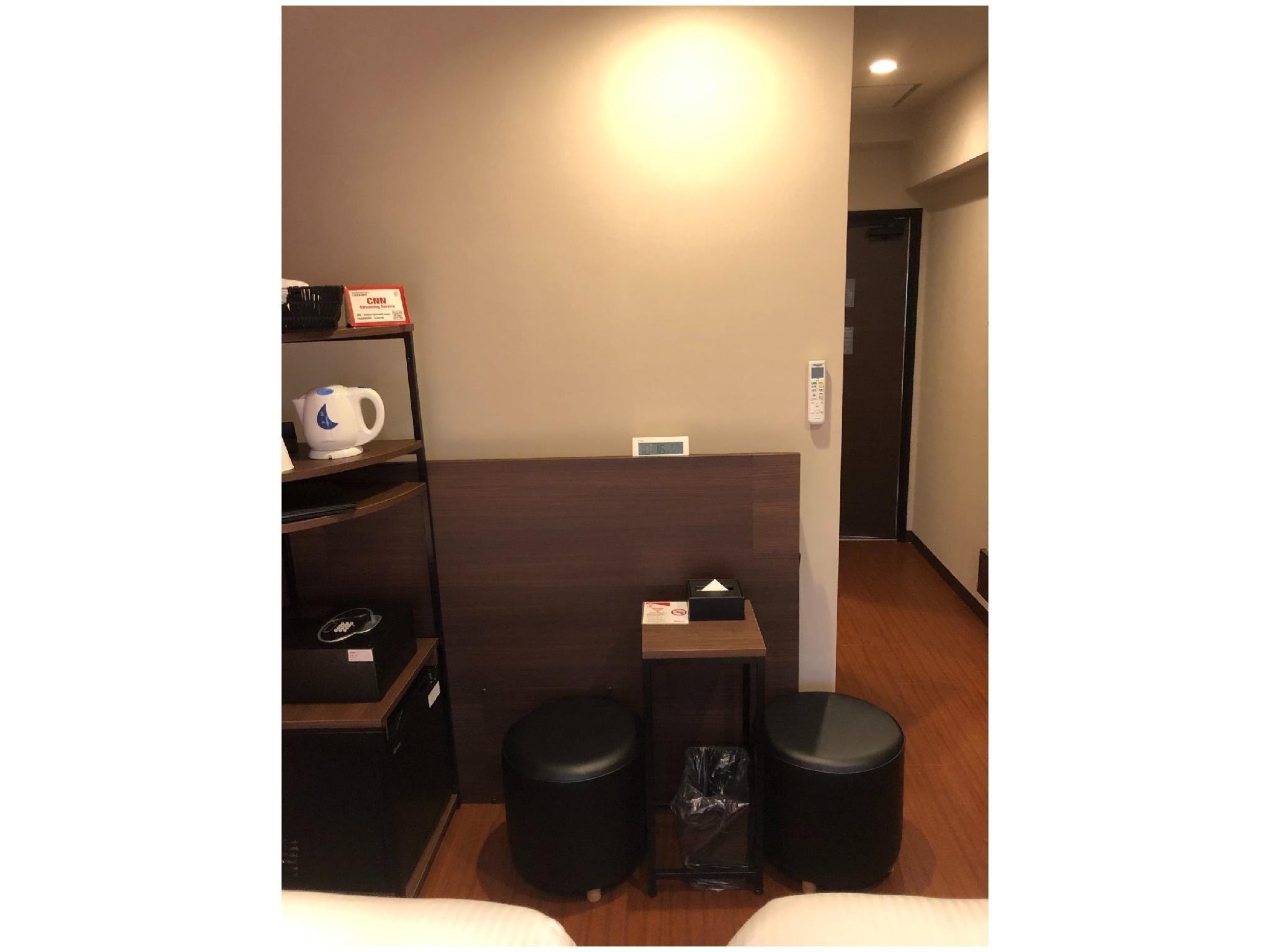 雙人雙床房※有浴室 (Twin Room *Has modular bath)