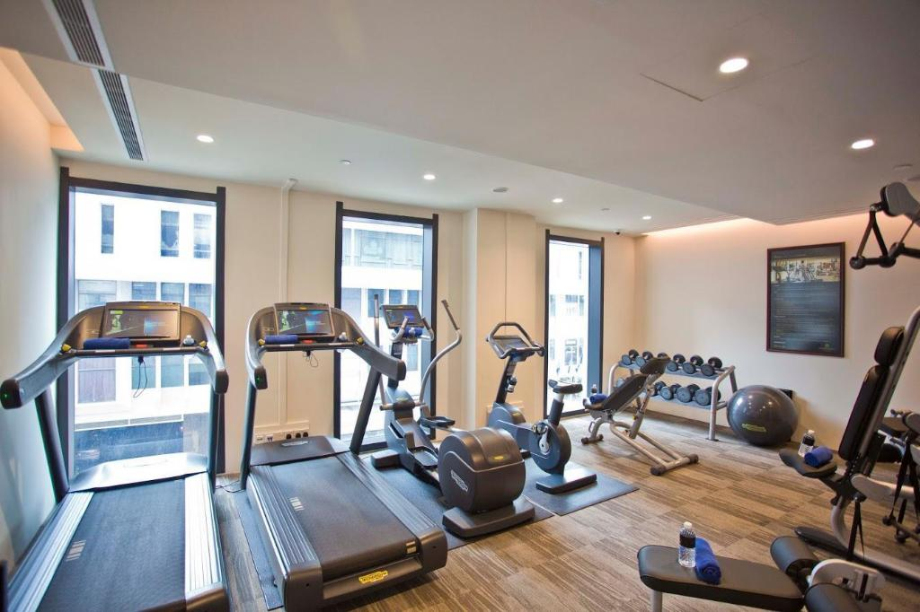 gimnasio Grand Park City Hall Hotel
