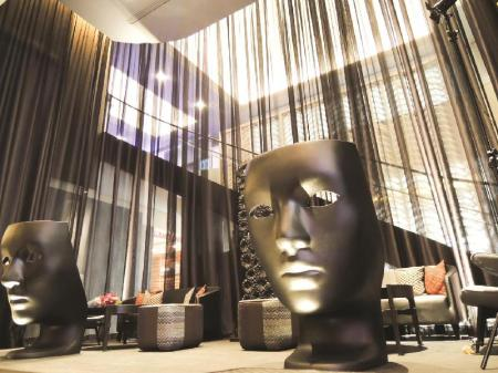 Lobby Rendezvous Hotel Singapore by Far East Hospitality