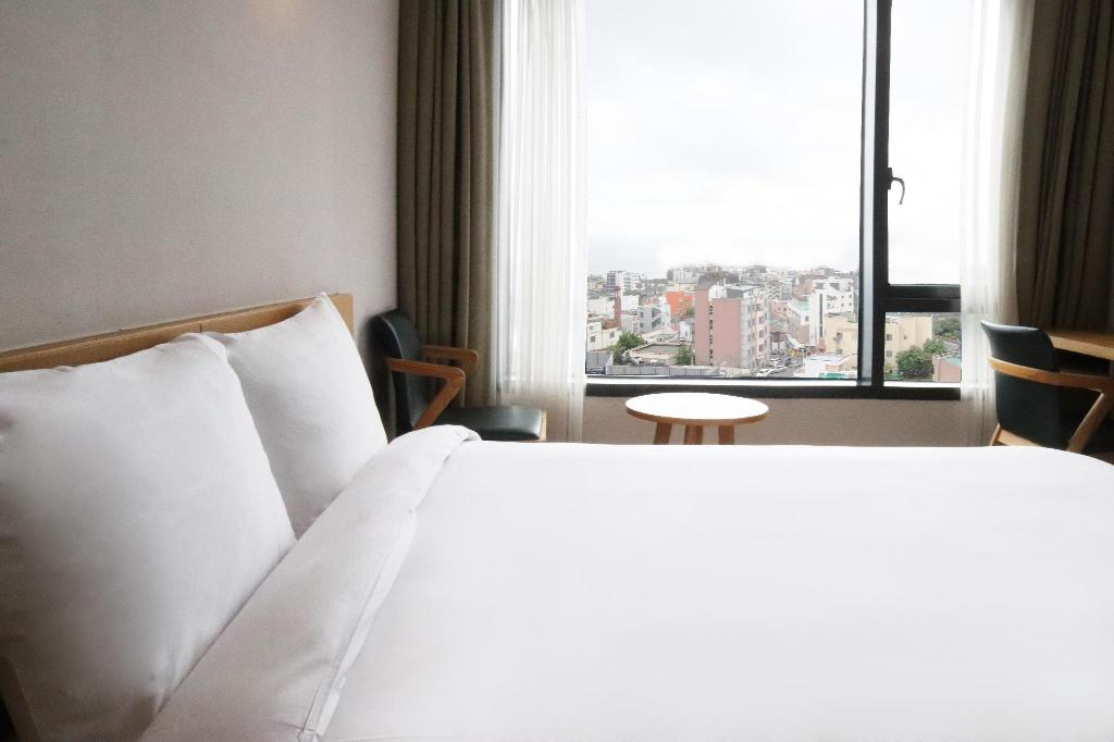 Superior Twin M-STAY Hotel Jeju
