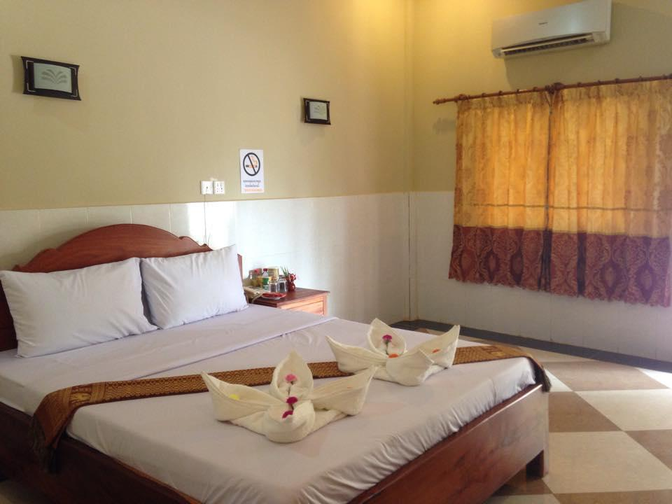 Double Room with air con