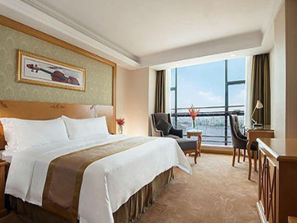 Deluxe Μονόκλινο - Δωμάτιο Vienna Hotel - Guangzhou Changlong Dashi Bridge