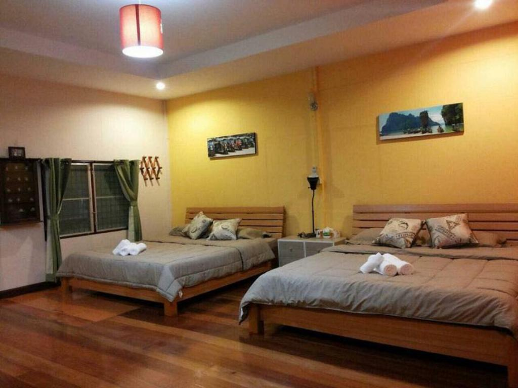 Interior view Tongta Homestay