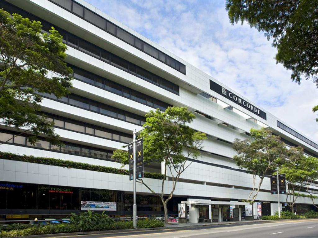 Hotel Concorde Best Price On Concorde Hotel Singapore In Singapore Reviews