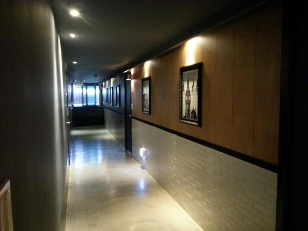 Hotellet indefra Hi Design Hotel