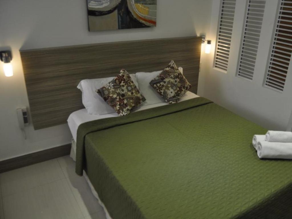 Deluxe Queen - Tempat tidur The Citywalk Suites Apartment Inc.