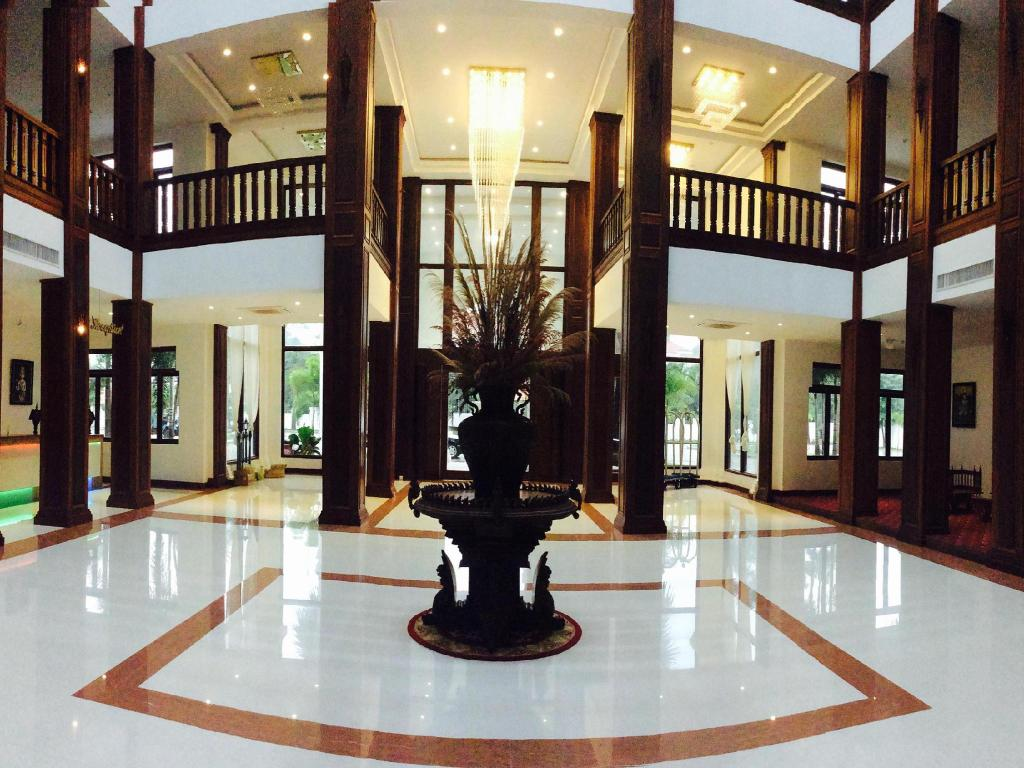 Lobby Apsara Palace Resort and Conference Center