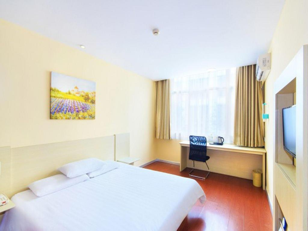 Mainland Chinese Citizens - Zero Pressure - Double Room - Guestroom Hanting Hotel Hangzhou Wulin Road Center Branch