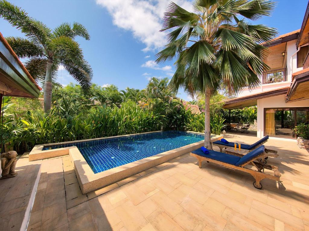 Bassein Baan Buaa 3 Bedroom Beachside Villa