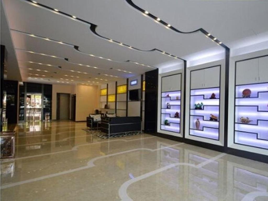 Lavande Hotel Guangzhou Shi Pai Qiao Metro Station In