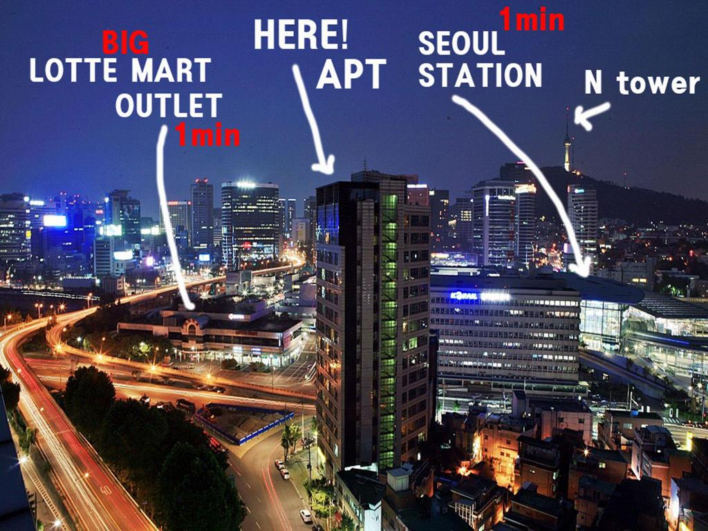 Kangs Duplex at Seoul Station