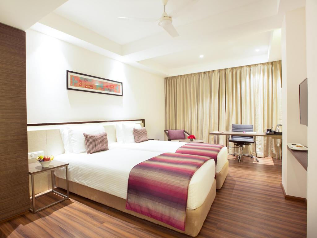 Habitació Business - Llit Grand Kakinada by GRT Hotels