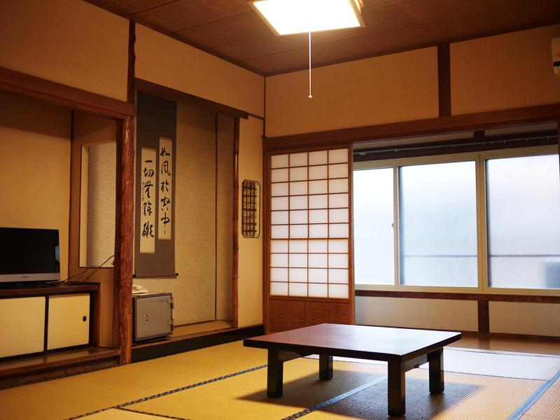 Kamer in Japanse Stijl - roken (Japanese Style Smoking)