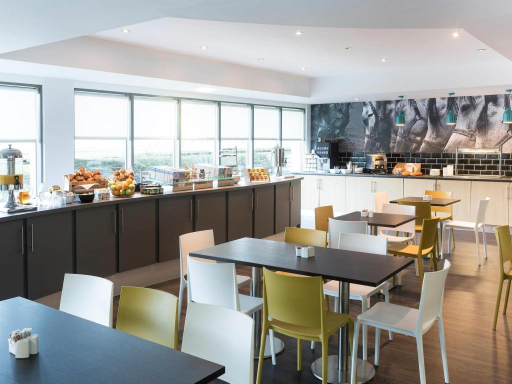 Coffee shop ibis Styles Haydock