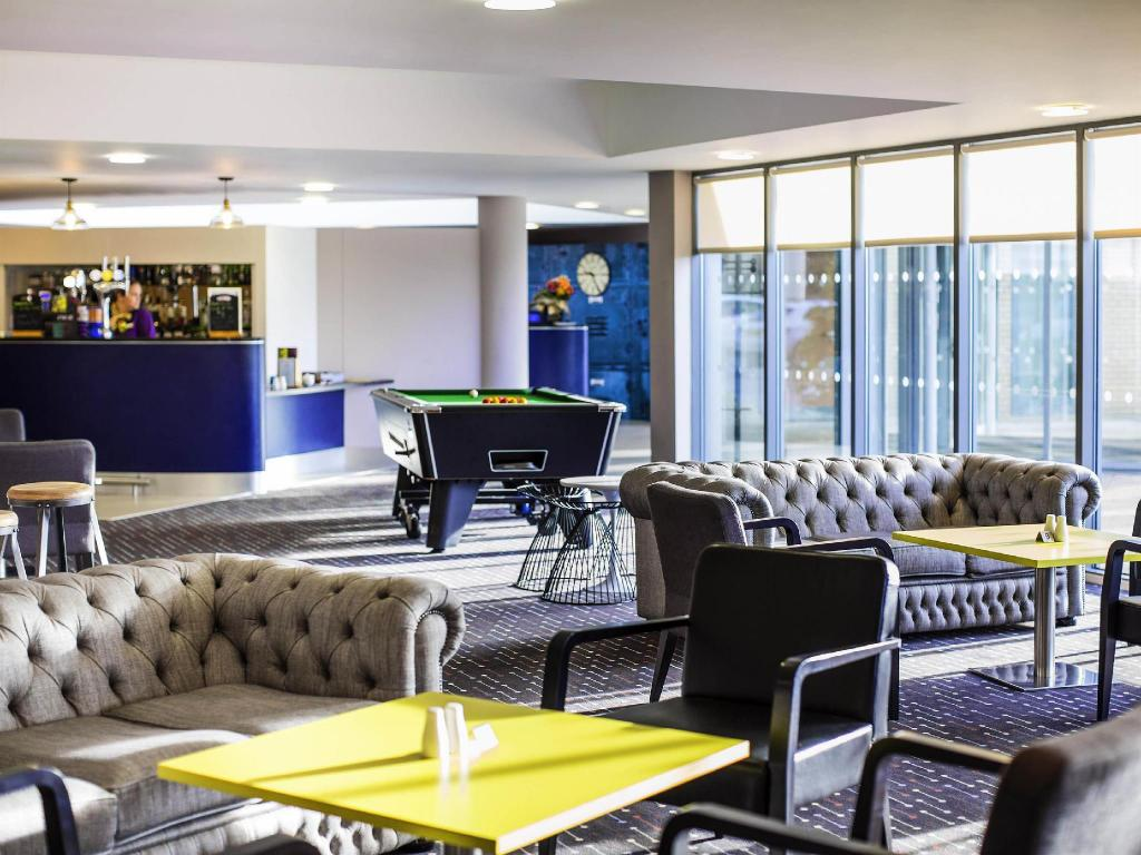 Interior view ibis Styles Barnsley