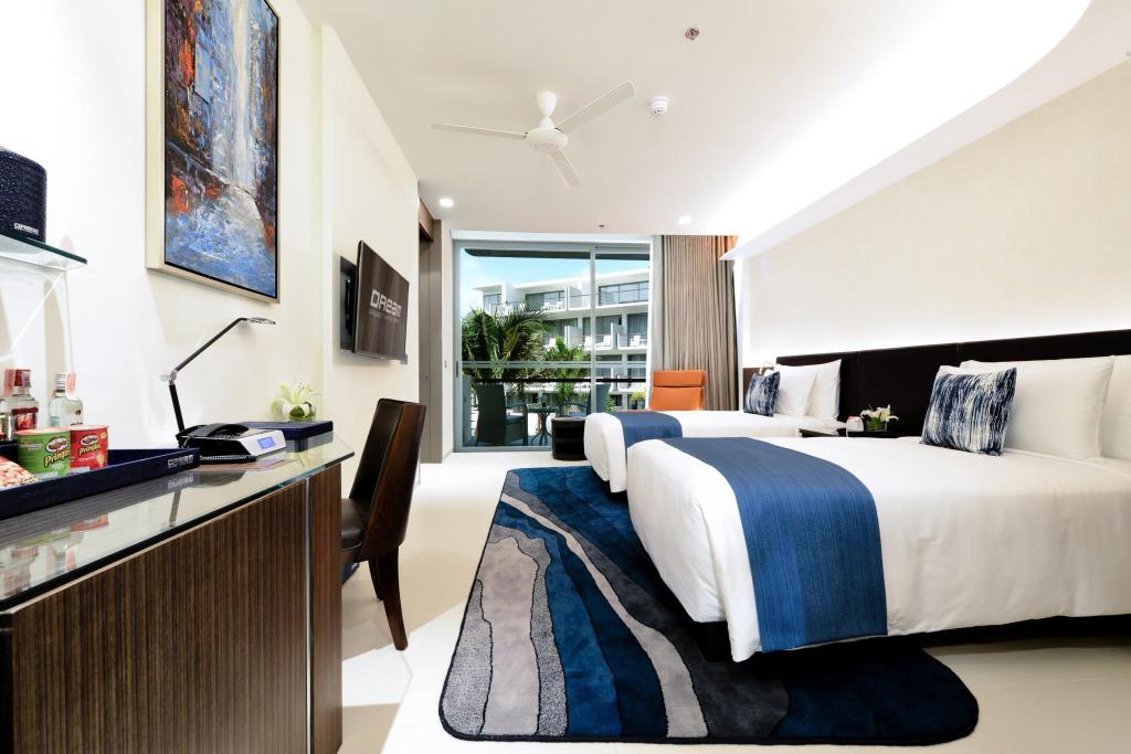 Deluxe Twin - Guestroom Dream Phuket Hotel and Spa