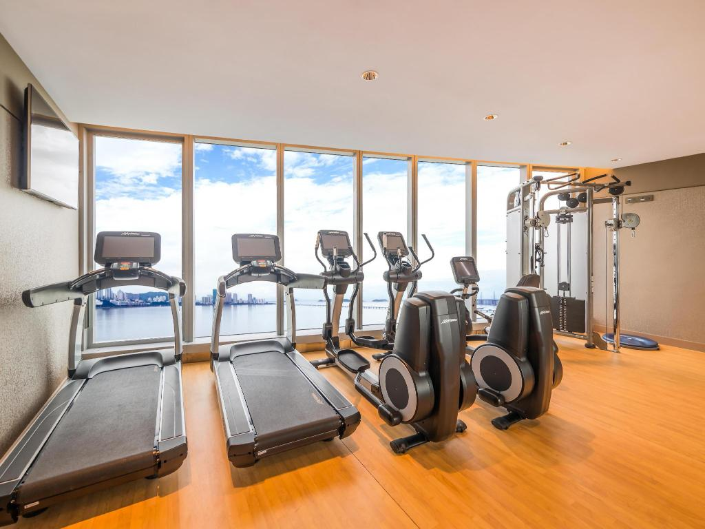 Fitness center Crowne Plaza Macau