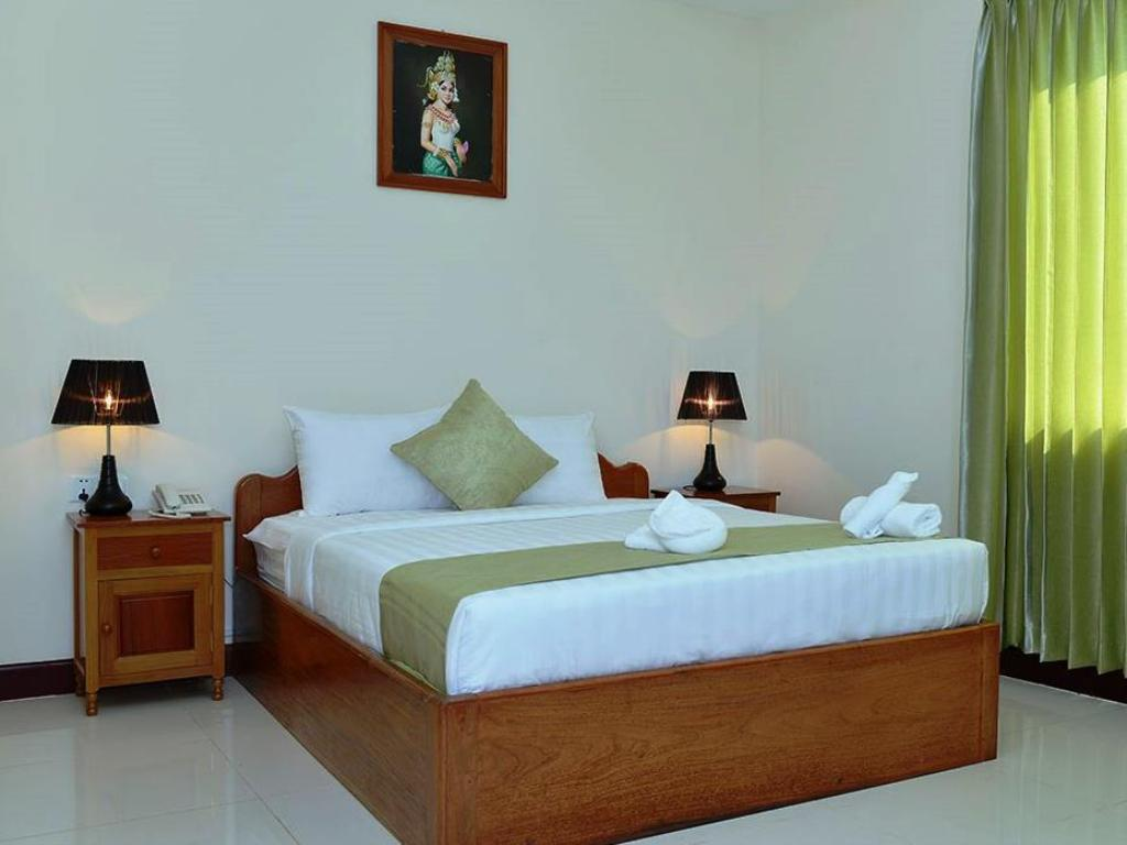 Standard Double - Bed Kimseng Thai Hotel