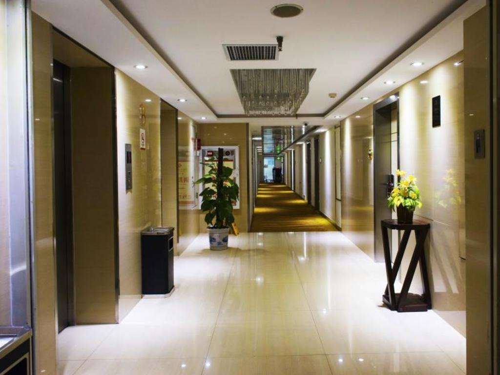 Kaiserdom Hotel China Plaza Guangzhou China