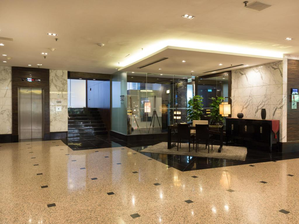 Foyer PARKROYAL on Beach Road Singapore