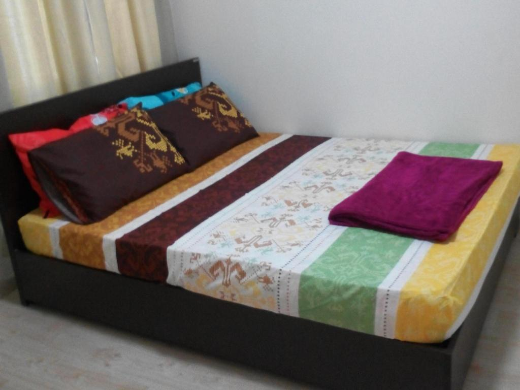 2 Bed Room Apartment - Bed Suzahomestay Kota Kinabalu