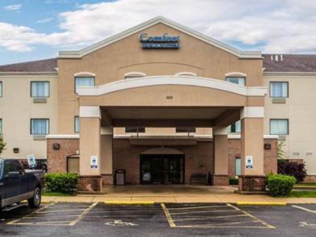 Vairāk par Comfort Inn and Suites O Fallon
