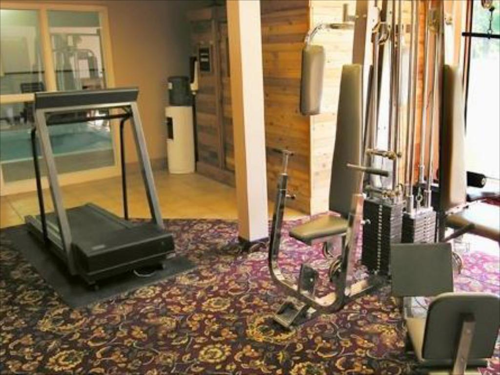 Fitness center Lupine Inn Red Lodge
