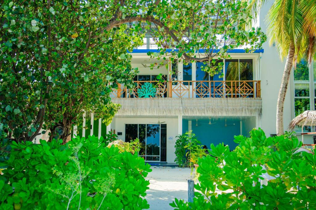 دار ضيافة سيفن كورالز آت مافوشي (Seven Corals Guest House at Maafushi)