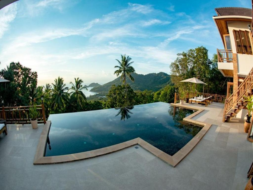 Perfect View Pool Villa