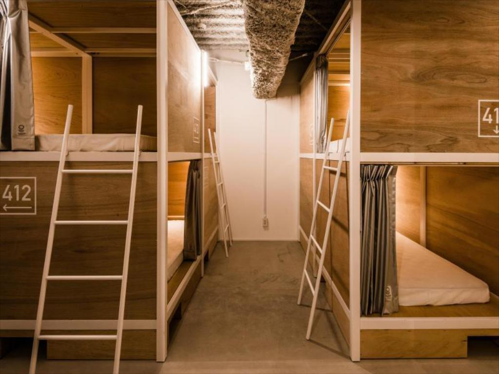 BUNKA HOSTEL TOKYO in Tokyo - Room Deals, Photos & Reviews