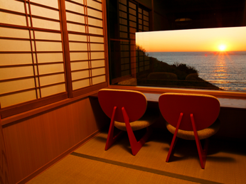 Japanese Style with Open-Air Spa