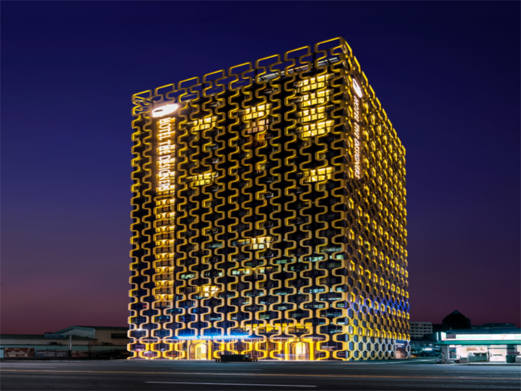 More about Hotel the Designers Dongdaemun