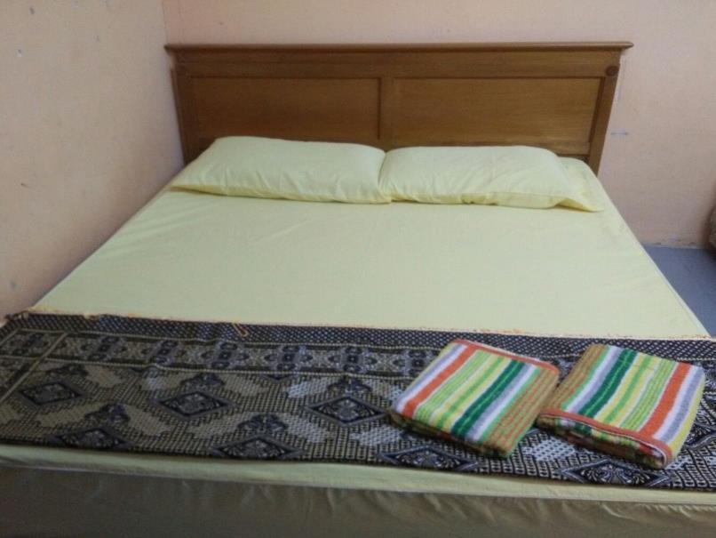 Kamar Triple dengan Kipas Angin (Triple Room with Fan)