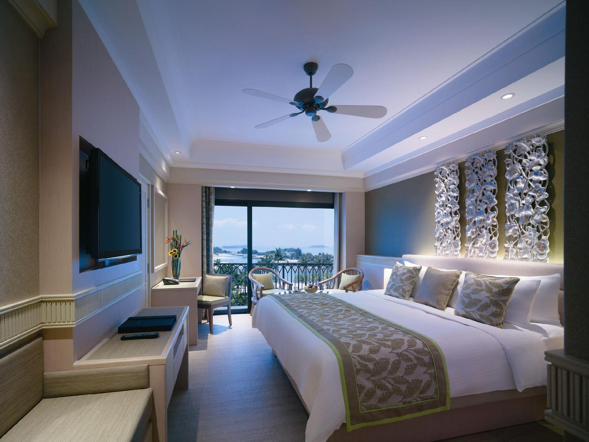 海景豪華房(特大床) (Deluxe Sea View Room with King Bed)