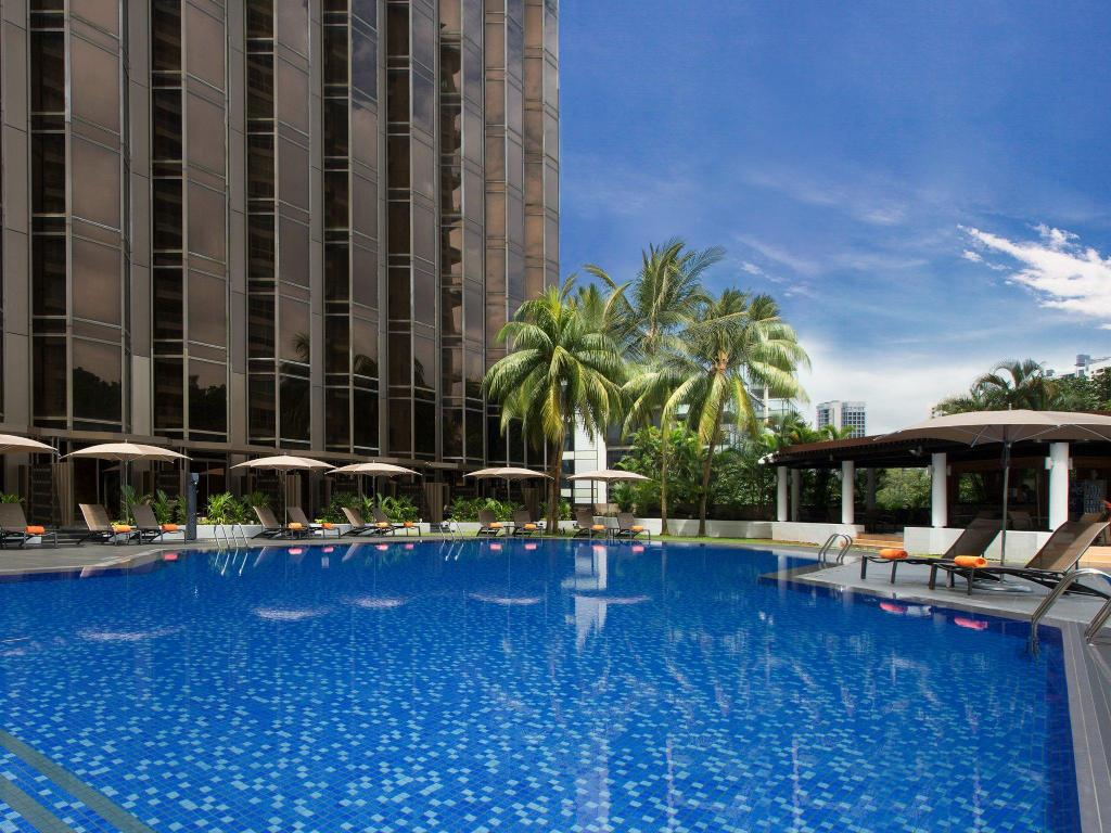 Sheraton Towers Singapore Hotel - Room Deals, Photos & Reviews