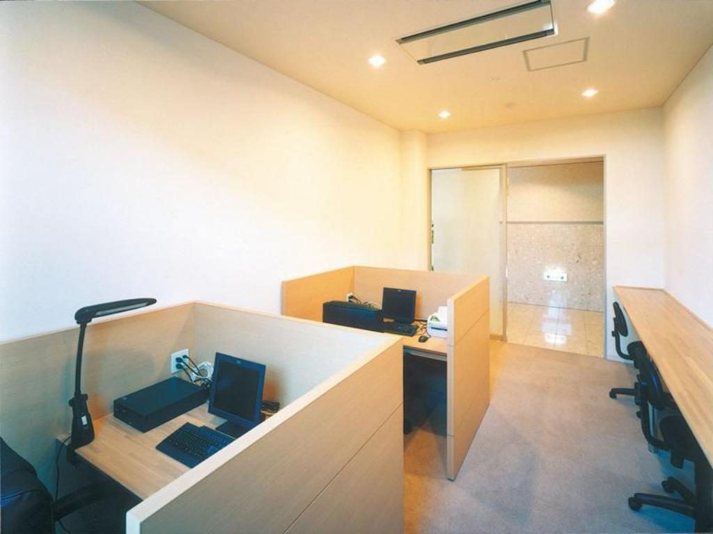 Business center Misawa City Hotel
