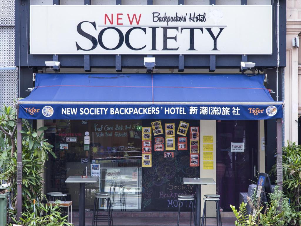 More about New Society Backpackers Hostel