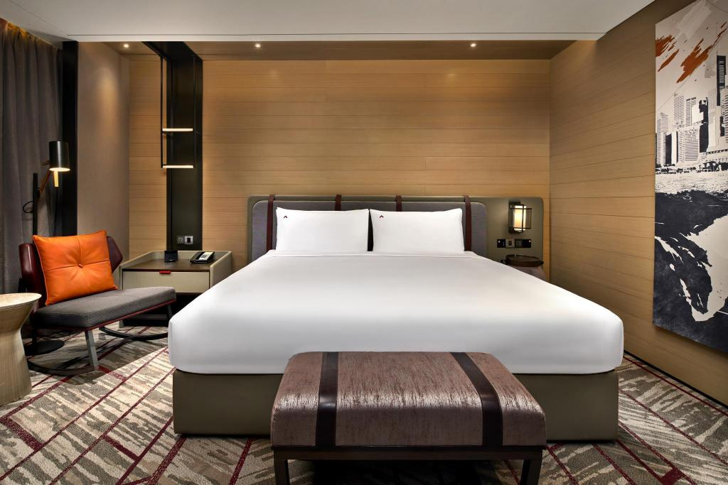 Executive King - Bed Swissotel The Stamford