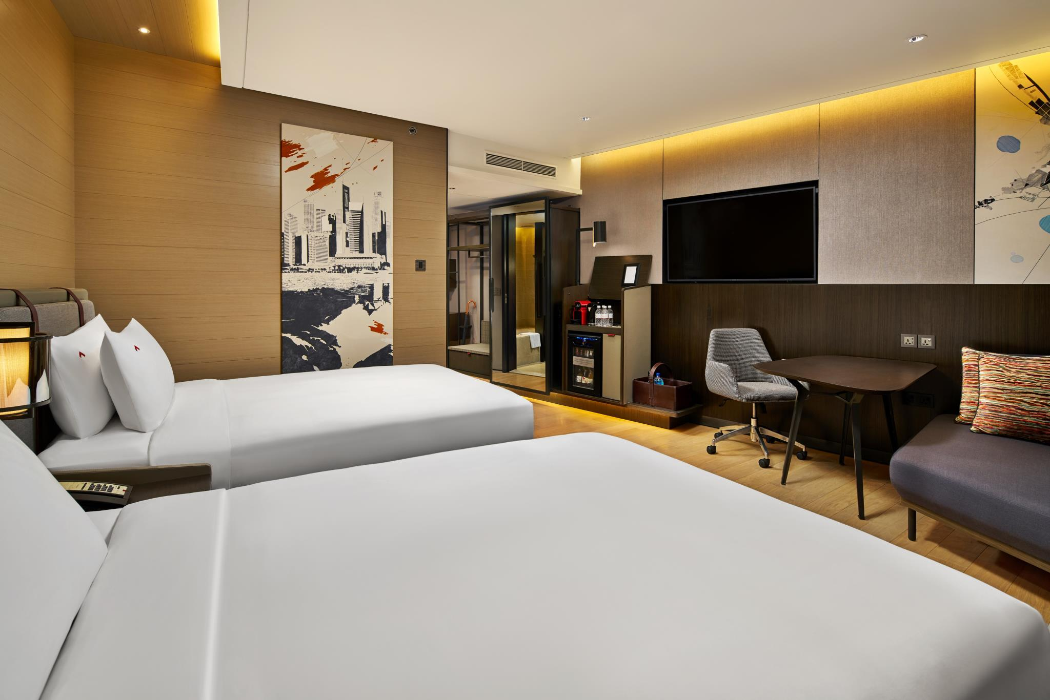 Swissotel The Stamford Hotel in Singapore - Room Deals