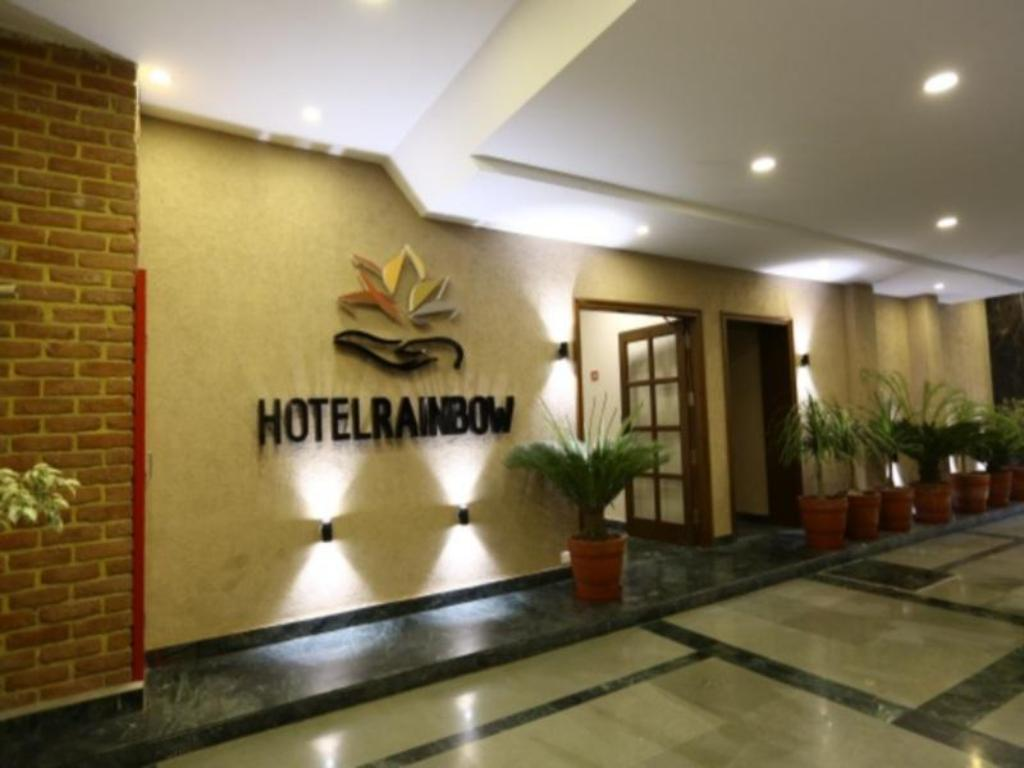 Entrance Hotel Rainbow Ghaziabad
