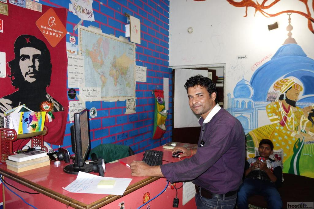 Big Brother Hostel Agra